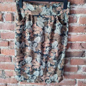 skirt wool and angora