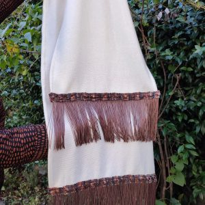 soft warm wool scarf